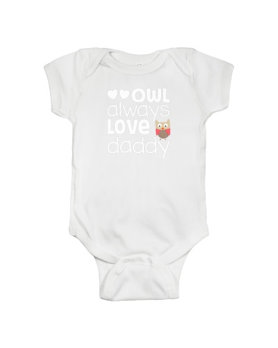 Owl Always Love Daddy Valentine Girl Father S Day