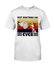 Dad and Daughter Classic T-Shirt front