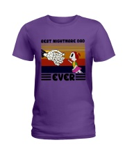 Dad and Daughter Ladies T-Shirt tile
