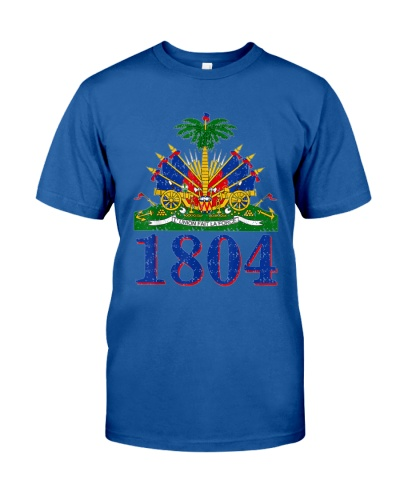 1804 Cute Haiti Year Of Independence