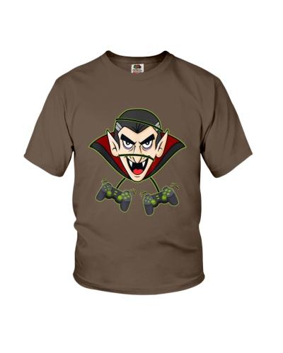Vampire Video Gamer Controllers Boys