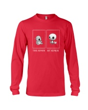 NOT SOLD IN STORES Long Sleeve Tee front
