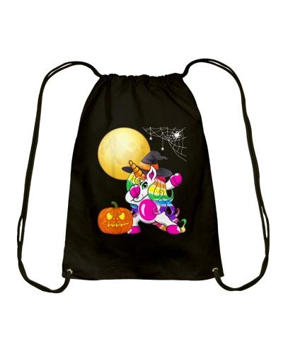 Halloween Pumpkin Unicorn Costume
