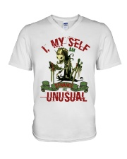 NOT SOLD IN STORES V-Neck T-Shirt thumbnail