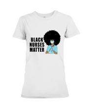 Black Nurses Matter Premium Fit Ladies Tee tile