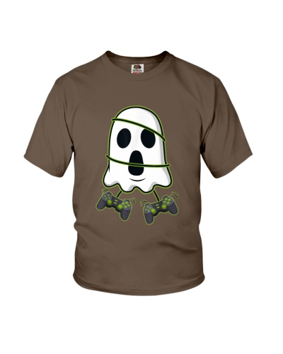 Halloween Ghost Video Gamer Controllers