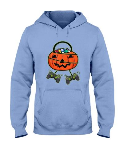 Halloween Jack O Lantern Candy Basket Controllers