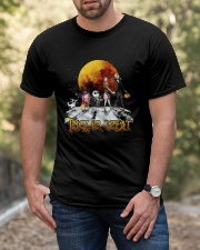 Trick or treat Classic T-Shirt apparel-classic-tshirt-lifestyle-front-53
