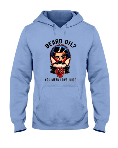 Beard Oil You Mean Love Juice