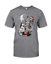 Jack And Sally Before Christmas Classic T-Shirt tile