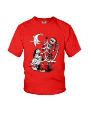 Jack And Sally Before Christmas Youth T-Shirt tile