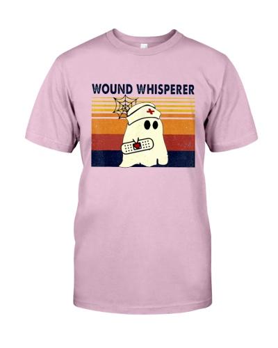 Wound Whisperer Nurse Ghost