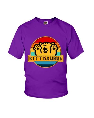 Cat Kittisaurus Square Jurassic Park