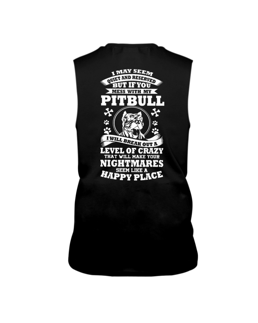 NOT SOLD IN STORES Sleeveless Tee