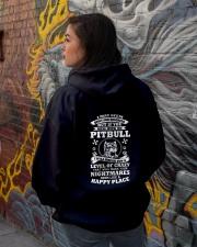 NOT SOLD IN STORES Hooded Sweatshirt lifestyle-unisex-hoodie-back-1