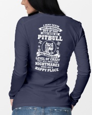 NOT SOLD IN STORES Long Sleeve Tee lifestyle-unisex-longsleeve-back-3