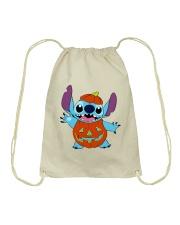 Halloween Pumpkin  Drawstring Bag tile