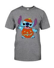Halloween Pumpkin  Classic T-Shirt tile