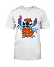 Halloween Pumpkin  Classic T-Shirt front