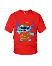 Halloween Pumpkin  Youth T-Shirt tile