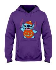 Halloween Pumpkin  Hooded Sweatshirt tile