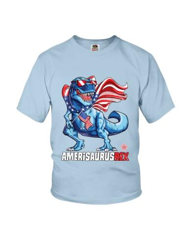 Dinosaur 4th of July