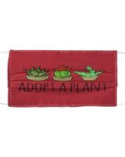 Cactus Adopt A Plan Funny Succulent Indoor Garden Mask tile