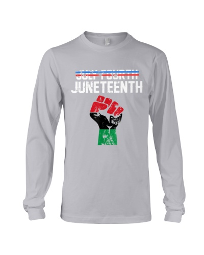 Juneteenth American African Freedom