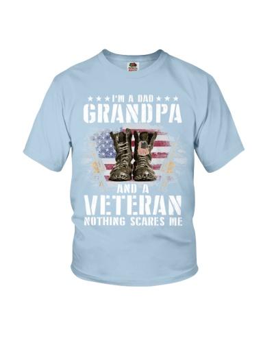 I'm A Dad Grandpa And A Veteran