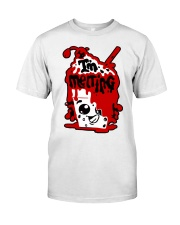 Cream I'm Melting Classic T-Shirt front