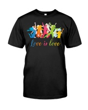 love is love Premium Fit Mens Tee thumbnail