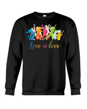 love is love Crewneck Sweatshirt tile