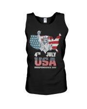 happy independence day 2019 Unisex Tank thumbnail