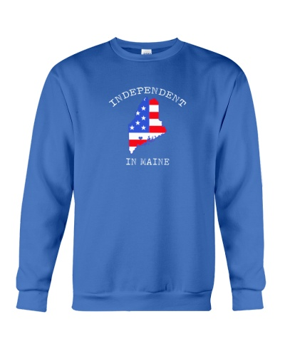 Maine Independence Day 4Th July Shirt 26