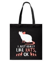 UNIQUE RAT GIFTS RATS OWNER LOVER GIFT 47 Tote Bag thumbnail