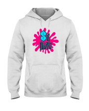 Nickelodeon design pink Hooded Sweatshirt thumbnail