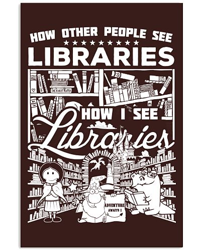 How Reading Addicts see Libraries