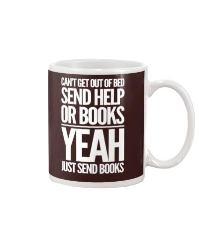 Just Send BOOKS