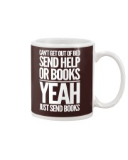 Just Send BOOKS Mug thumbnail
