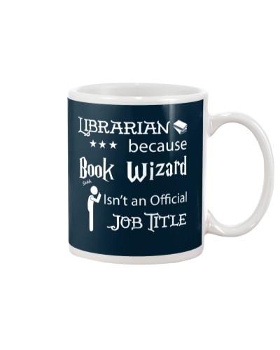 Librarian -  Book Wizard