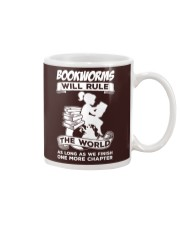 Bookworms Will Rule the World Mug thumbnail