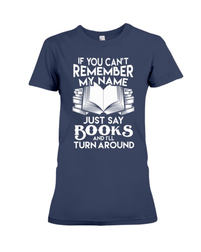 Just say Books