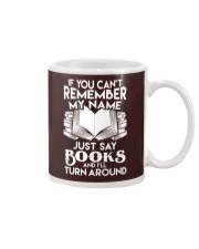 Just say Books Mug thumbnail