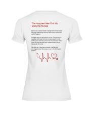 Marrying nurses Premium Fit Ladies Tee thumbnail