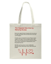 Marrying nurses Tote Bag thumbnail