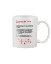 Marrying nurses Mug thumbnail