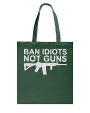GUNS Tote Bag thumbnail