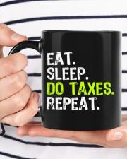 Accountant Mug 5 Mug ceramic-mug-lifestyle-35a