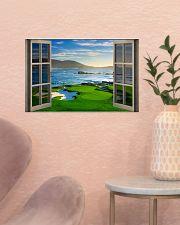 Golf poster 27 D4  17x11 Poster poster-landscape-17x11-lifestyle-22