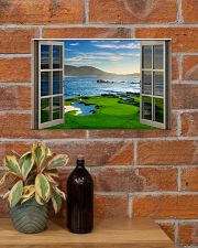 Golf poster 27 D4  17x11 Poster poster-landscape-17x11-lifestyle-23